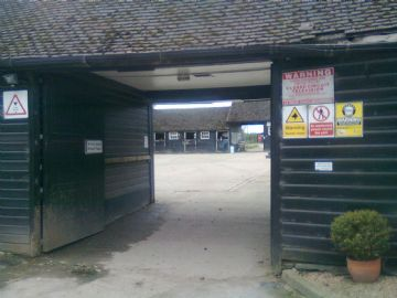 Fire Risk Assessment Inspection Farms & Equestrians